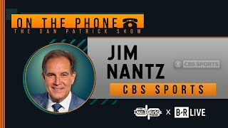 CBS Sports' Jim Nantz Talks Tony Romo, Travis Kelce & More w/ Dan Patrick | Full Interview | 1/21/20