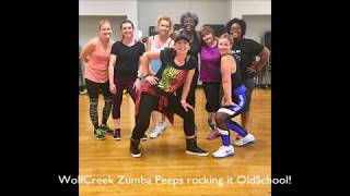 No parking on the dancefoor by Midnight Star- Zumba®/Dance Fitness