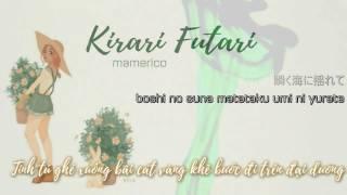 Gambar cover ( lyric - Vietsub ) Kirari Futari - Mamerico