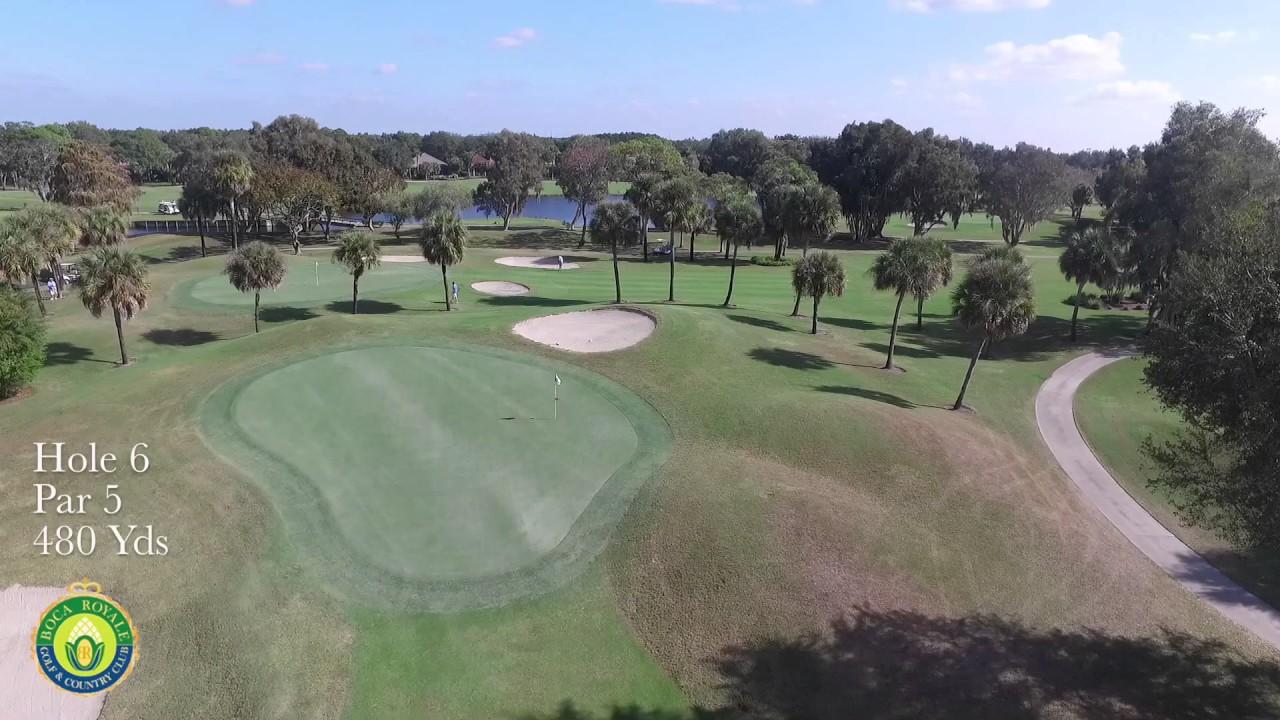 Boca Royale Golf & Country Club - YouTube