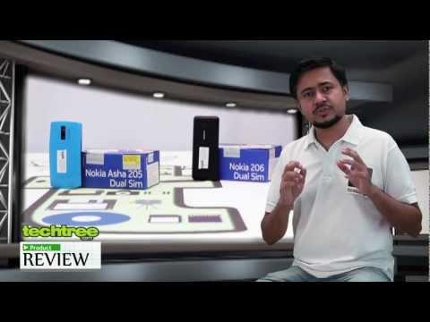 Review: Nokia Asha 205 and Nokia Asha 206