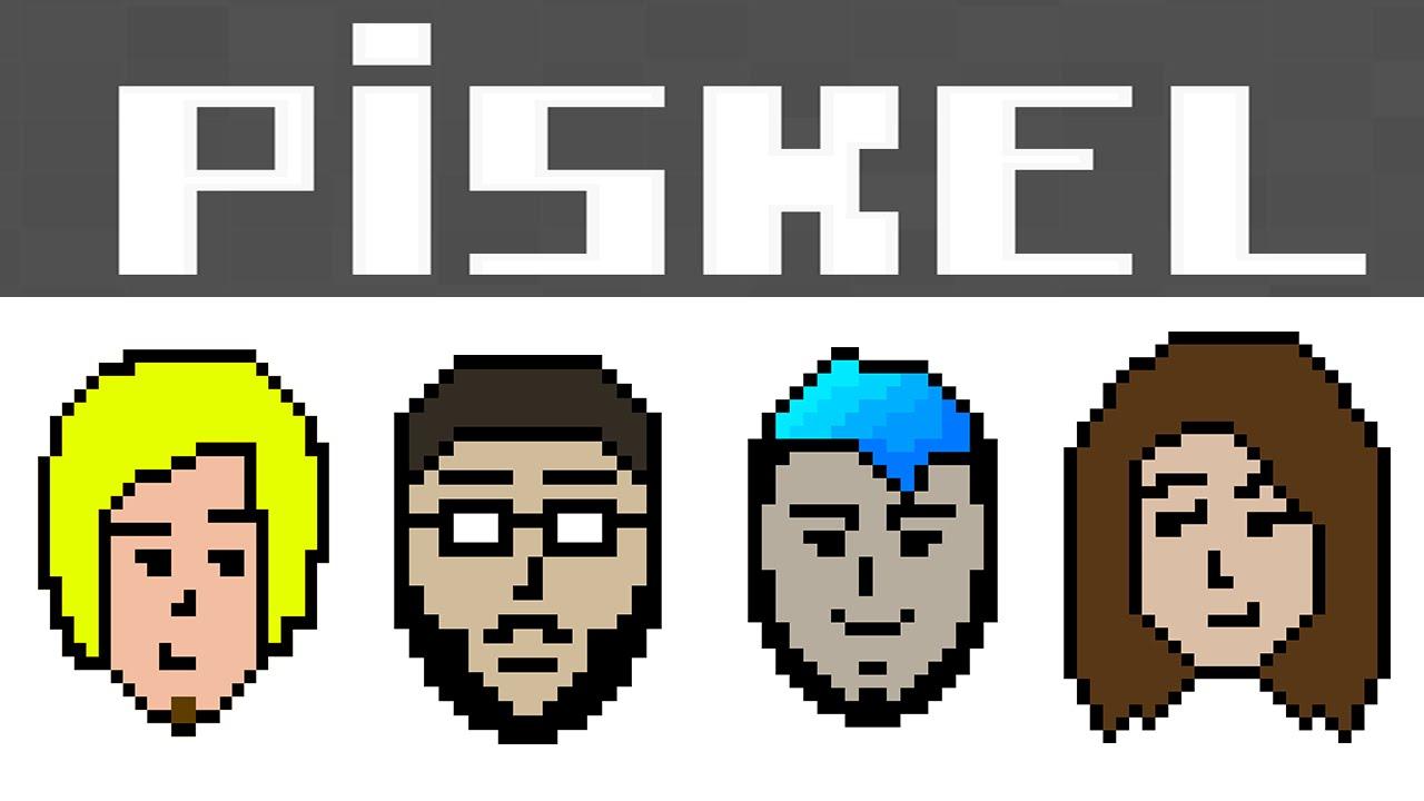 Piskel - How to Make Pixel Art Tutorial Video - YouTube