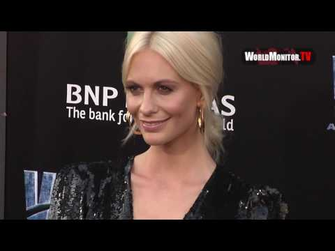 Poppy Delevingne 'Valerian and The City Of A Thousand Planets' LA Film premiere