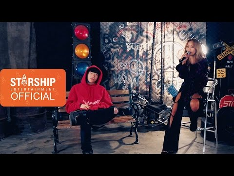 [Special Clip] 효린(HYOLYN)X창모(CHANGMO) 'BLUE MOON'