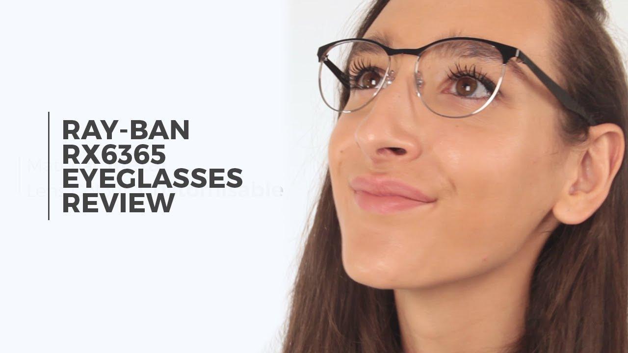 361f494e3b Ray-Ban RX6365 Eyeglasses Review