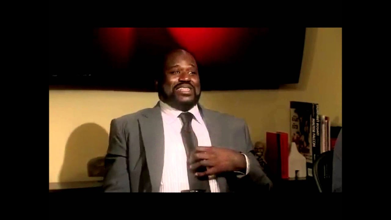 shaquille o 39 neal having heart attack on live tv youtube. Black Bedroom Furniture Sets. Home Design Ideas