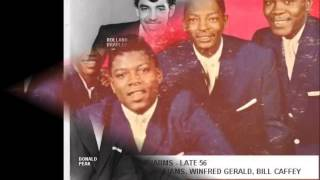 CHARMS - FIFTY-FIVE SECONDS / QUIET PLEASE - DELUXE 6050 - 1954