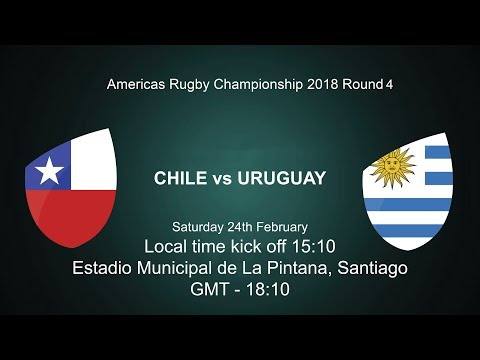 2018 Americas Rugby Championship - Chile v Uruguay