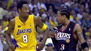 Kobe Bryant Full 2001 Finals Highlights vs 76ers - 2nd Championship