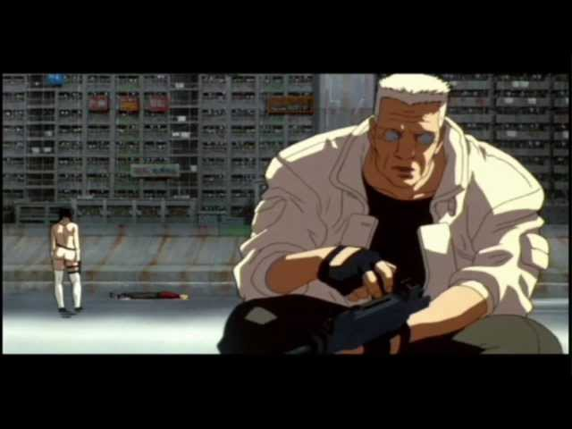 Ghost In The Shell Sub Or Dub Anime Amino