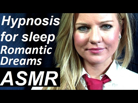 Hypnosis for Sleep - Romantic Lucid Dreams with Chelsea #ASMR #hypno #insomnia #NLP