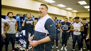 Mike Vrabel's Victory Speech Following Win vs. Colts