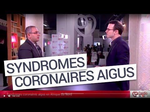 Syndromes coronaires aigus en Afrique du Nord - JE SFC 2018