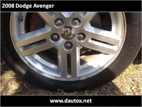 2008 dodge avenger used cars duluth ga youtube. Black Bedroom Furniture Sets. Home Design Ideas