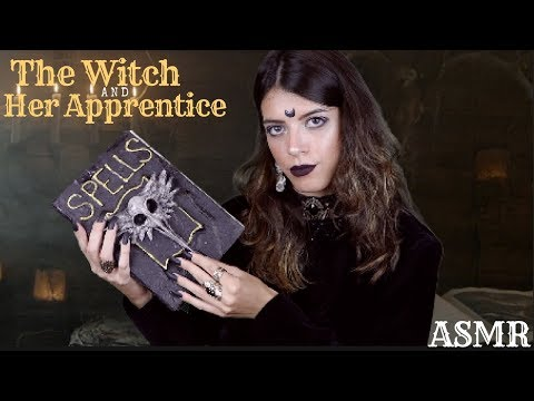 ASMR | The Witch & Her Apprentice