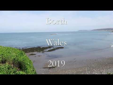 Borth, Wales 2019