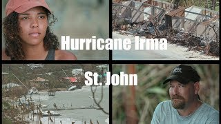 Hurricane Irma 2017-St John, United States Virgin Islands