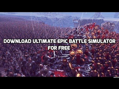 ultimate battle simulator download free