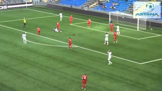Астана Хапоэль 3-0