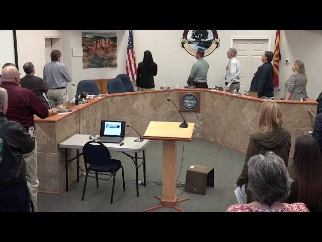 Cottonwood City Council Regular Meeting February 19 2019