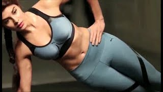 Jacqueline Fernandez Workout In Gym Videos