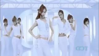 Girls' Generation(소녀시대) - Run devil run (Dance version kor mv/Jap audio)