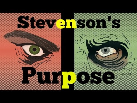 Stevenson's Purpose In Jekyll And Hyde: To Ask If Evolution Disproves Christianity