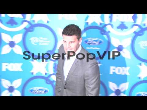 David Boreanaz at 2013 Fox Fall Eco-Casino Party on 9/9/2...