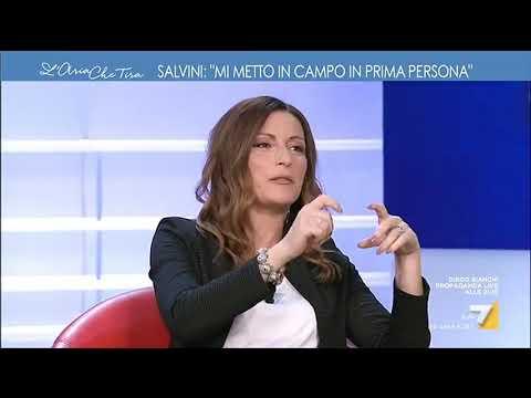Vauro vs Borgonzoni: 'Condivido parole di Salvini sulla guerra in Siria, silenzio colpevole ...