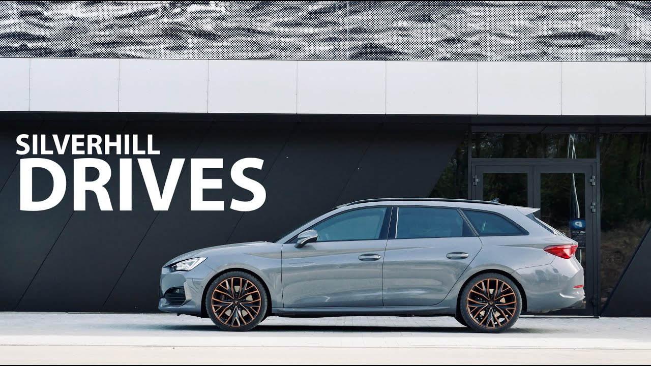 New 2021 Cupra Leon ST 310HP 4Drive TSI Review: Amazing hot estate for just 35k EUR! I 4K