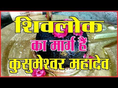 शिवलोक का मार्ग हैं कुसुमेश्वर महादेव। उज्जैन के 84 महादेवों में 38वें महादेव #mahakaal