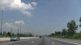 Ontario Provincial Route 403 East, QEW To ON 401/ON 410