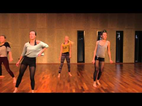 Jazz'n'Gym: Sådan gør du - DGI Fit'n'Fun
