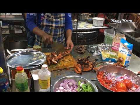 Famous Tandoori at Alankar in Mapusa, Goa, India | Must Visit Fast Food Area in Goa