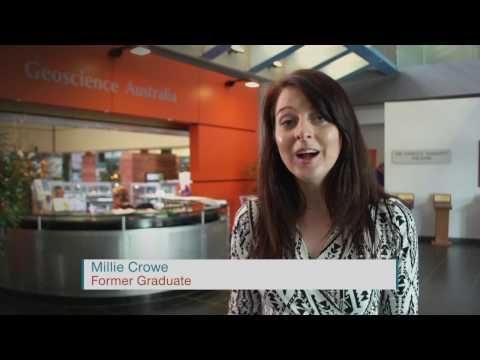 Geoscience Australia: 2018 Graduate Program