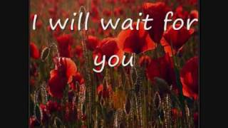 I Will Wait for You Jesus