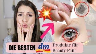 MÄDCHEN-PROBLEME mit den BESTEN Drogerie Produkten LÖSEN! l Sara Desideria