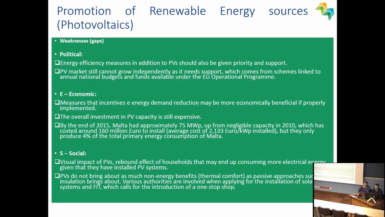 ZeroCO2 Interreg Europe - Policies Promoting Energy Efficiency and Use of  Renewable Energy Resource