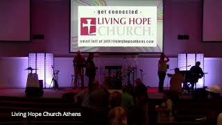 "Living Hope Church Athens | ""The Surgical God"" 