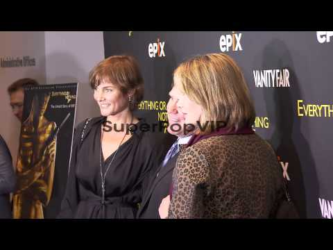 Carey Lowell and guests at EPIX And VANITY FAIR Present T...
