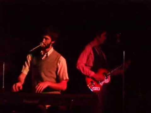 Pale Young Gentlemen - Clap Your Hands (live)