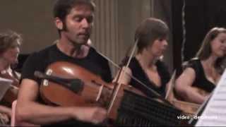 Nyckelharpa Orchestra ENCORE Hälleforsnäsarn Melodie trad. efter William Larsson/arr. Boris Koller