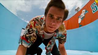 Если не вернусь через 5 минут...отрывок из фильма (Эйс Вентура: Розыск домашних животных)1993