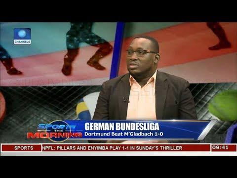 Analysing German Bundesliga With Chinasia Ibonye Pt 1 | Sports This Morning |