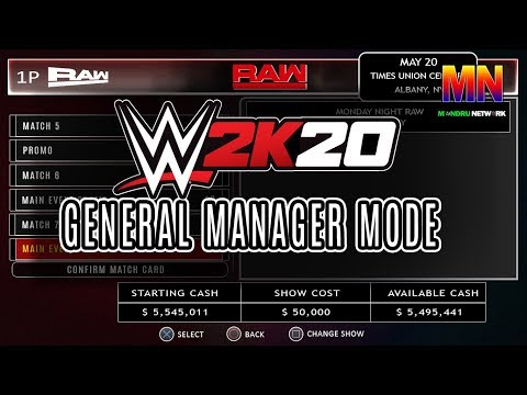 wwe-2k20-awesome-gm-mode-for-playstation-4-and-x-box-one-/-fan-made