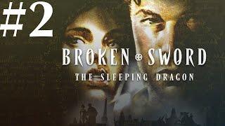 Broken Sword: The Sleeping Dragon Walkthrough part 2