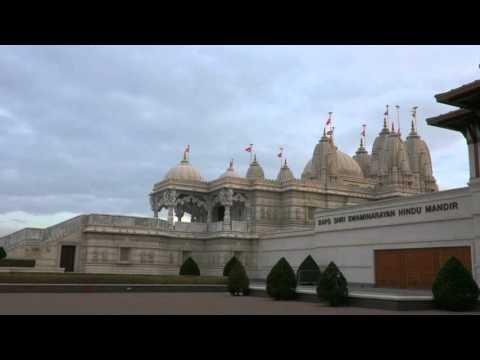 The London Hindu Temples