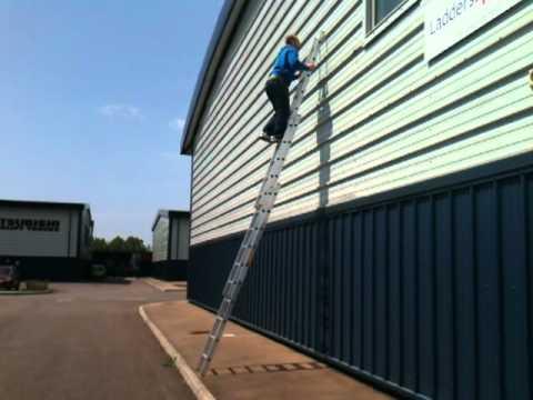 Trade Extension Ladder Demo