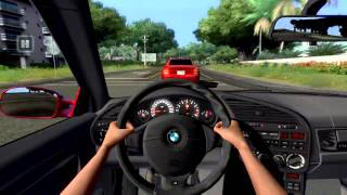 Test Drive Unlimited 1 - BMW E36 M3 3.2