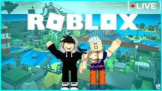 ROBLOX LIVESTREAM | COME AND CHILL WITH US!